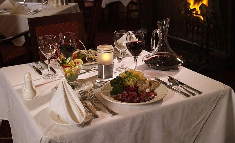 Hotel villégiature Lac Carling Golf Spa Resort fine cuisine Laurentides Accueil