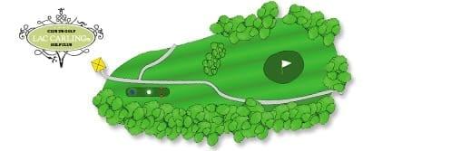 Hotel Lac Carling Club et parcours de golf Laurentides Lachute Trou #15