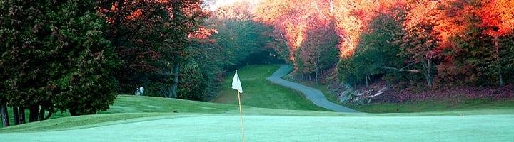 Hotel lac carling Club et parcours de golf Laurentides Lachute Trou #2 photo