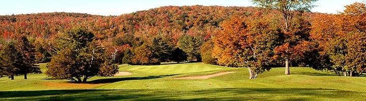 Hotel lac carling Club et parcours de golf Laurentides Lachute Trou #5 photo