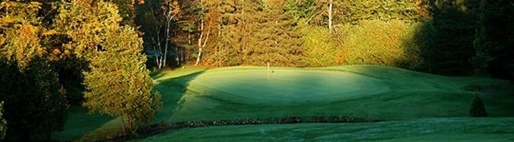 Hotel Lac Carling Club et parcours de golf Laurentides Lachute Trou #18 photo