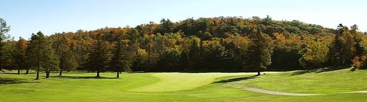 Hotel lac carling Club et parcours de golf Laurentides Lachute Trou #12 photo