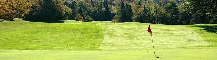 Hotel lac carling Club et parcours de golf Laurentides Lachute Trou #13 photo
