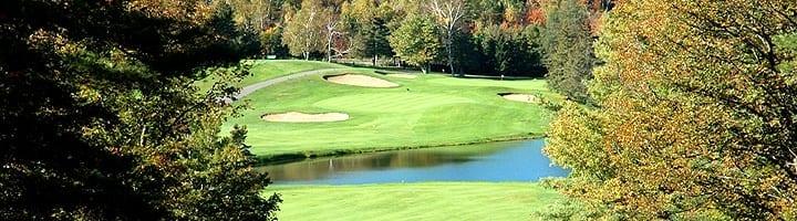 Hotel Lac Carling Club et parcours de golf Laurentides Lachute Trou #16 photo