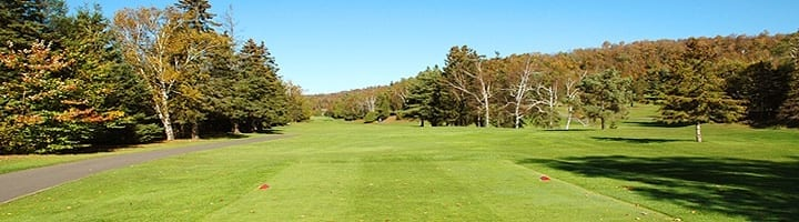 Hotel Lac Carling Club et parcours de golf Laurentides Lachute Trou #17 photo