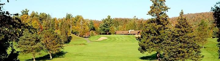 Hotel Lac Carling Club et parcours de golf Laurentides Lachute Trou #9 photo